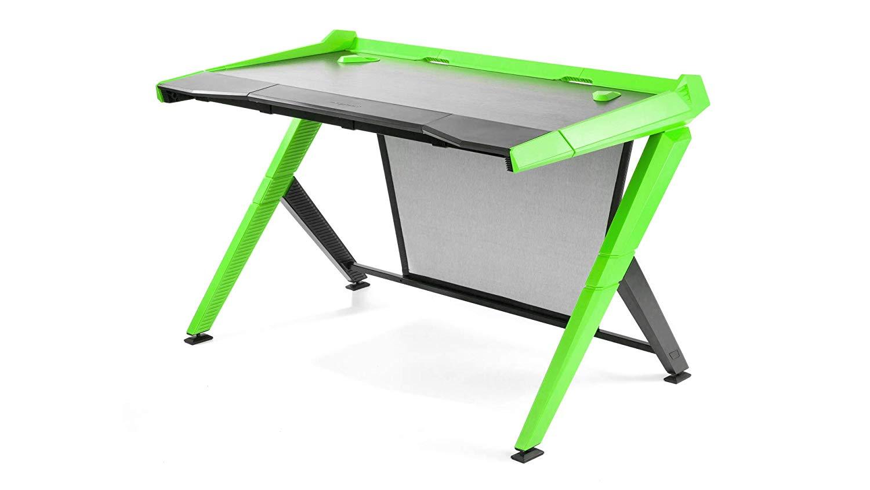 Im Test: Der Gaming-Tisch DXRacer